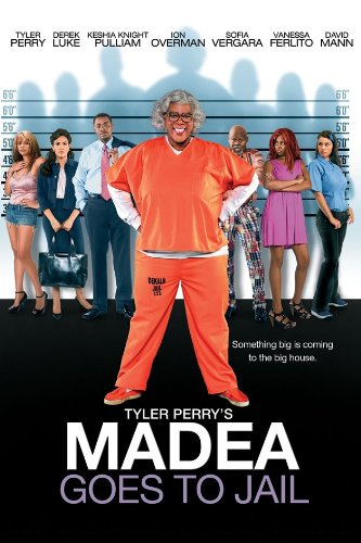 VHS : Tyler Perry's Madea Goes To Jail