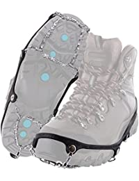 Diamond Grip All-Surface Traction Cleats for Walking on Ice and Snow