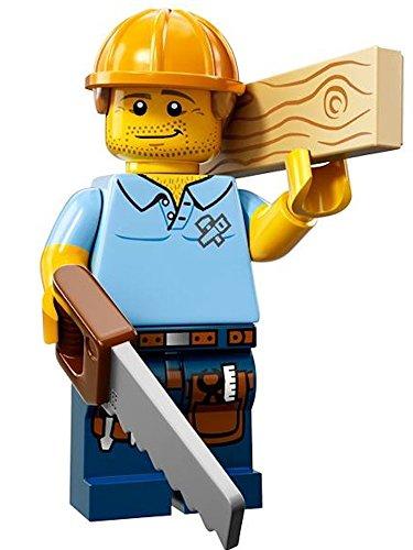 LEGO Carpenter, Goblin, Unicorn Girl Collectible Minifigures Series 13 Custom Bundle 71008