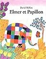 Elmer et Papillon par McKee