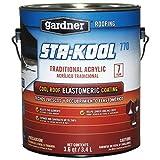 Gardner SK-7701 1G White Sta-Kool 770 Elastomeric Roof Coating
