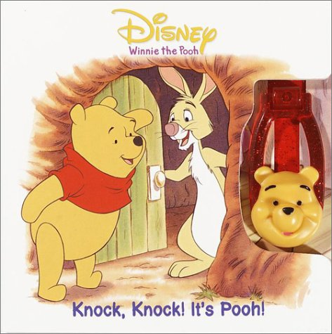 Download Knock, Knock! It's Pooh (Busy Book) pdf epub