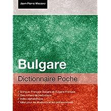 Dictionnaire Poche Bulgare (French Edition)