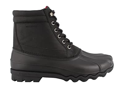63460ada66 Amazon.com  Sperry Men s Brewster Rain Boot  Shoes