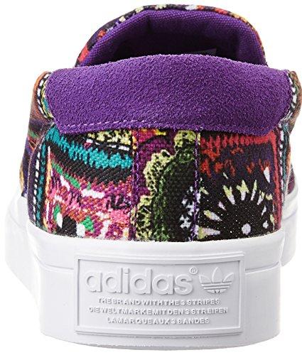 adidas WoMen Midgra Midgra Multicolour Courtvantage Pumps Flatform Midgra Slip 47TZ7g