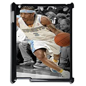 allen iverson for ipad 2 3 4 Phone Case AHY293589