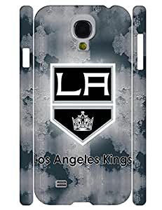 Artful Theme Smart Phone Case Unique Mark Ice Hockey Teams Pattern Snap On Case Cover for Samsung Galaxy S4 I9500 (XBQ-0348T)