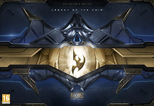 Starcraft 2: Legacy Of The Void Collector's Edition (PC/Mac) by Blizzard