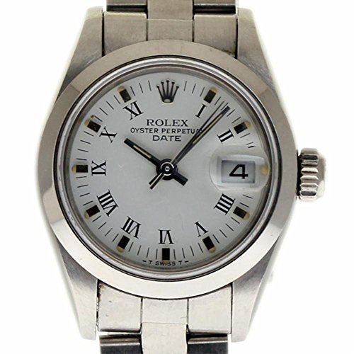 Rolex Date Swiss-Automatic Female Watch 69160 (Certified (Ladies Rolex Date Watch)