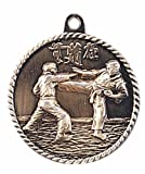 Trophy Paradise High Relief - Karate Medal 2.0