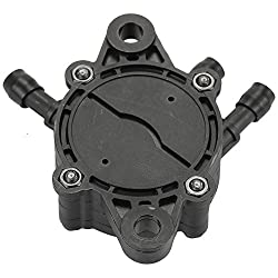 HIPA Fuel Pump + Fuel Filter for John Deere Z225 Z