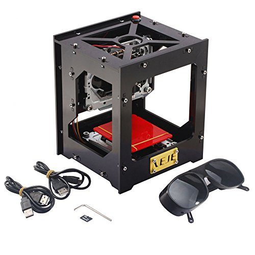 1000mW cnc crouter laser cutter mini cnc engraving machine DIY Print Mini USB laser engraver