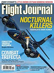 Flight Journal is like no other aviation magazine in the world, covering the world of flight from its simple beginnings to its high-tech, no-holds- barred future. We put readers in the cockpit and let them live the thrill and adventure of the...
