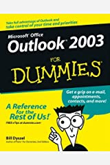 Outlook?2003 For Dummies Paperback