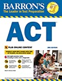 Barron's ACT with Online Tests
