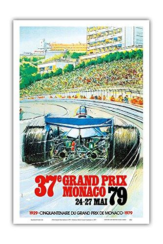 37th Grand Prix Monaco 1979 - Formula One Auto Racing