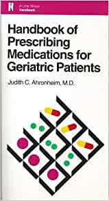 geriatric dosage handbook free download