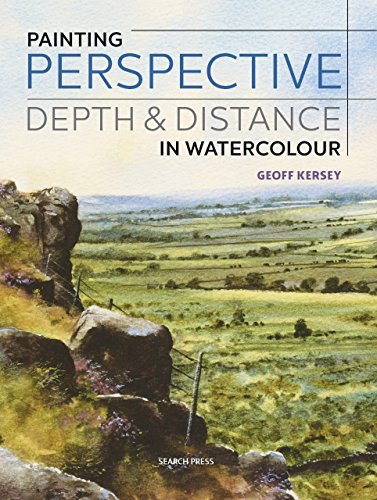 Painting Perspective, Depth & Distance in Watercolour (Supplies Christmas Decorating)
