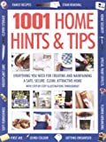 1001 Home Hints and Tips, Margaret Malone, 0754813487