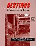 Destinos : An Introduction to Spanish, Van Patten, Bill and Marks, Martha A., 0070020728