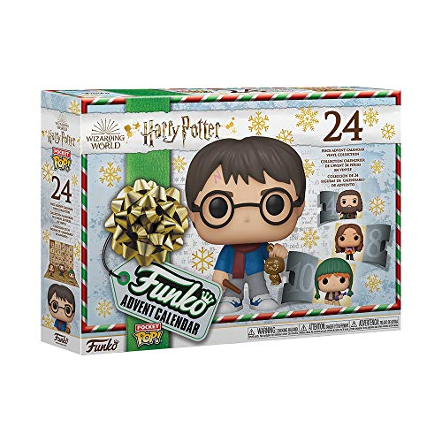Funko Pop Advent Calendar Harry Potter, Multicolor (50730)