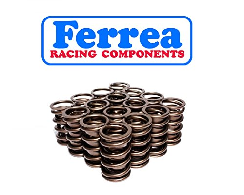(Ferrea Dual Valve Springs For Honda B-Series NON VTEC B18A B20 B18B LS CRV Set of 16)