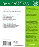Exam Ref 70-486: Developing ASP.NET MVC 4 Web