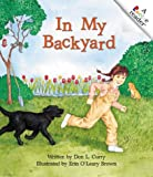 img - for In My Backyard (Rookie Readers) book / textbook / text book