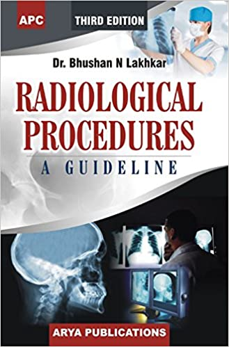 Recommended book for radiology procedures