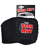BigMouth Inc The Beer Mitt, Stitched Drink Holder, Holds Can, Gag Gift or Tailgating Idea