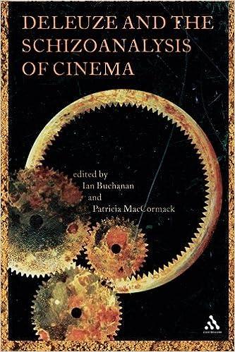 Deleuze and the Schizoanalysis of Cinema (Schizoanalytic Applications) (2008-10-15)