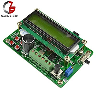 HATCHMATIC 5MHz DDS Function Signal Generator Source Module Sine/Triangle/Square Wave TTL Output C
