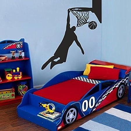 mairgwall Inspirational Decor Canasta de baloncesto Vinilo ...