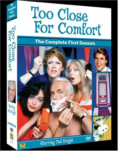 Too Buddy-buddy for Comfort - The Complete First Season