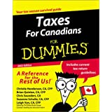 Taxes for Canadians for dummies