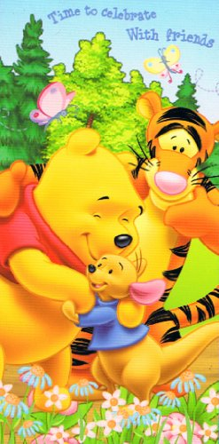Winnie The Pooh Beach Towel - 3