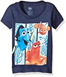 Disney Little Boys' Toddler Finding Dory Hank, Navy, 4T