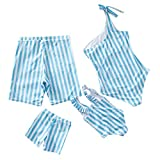 NUWFOR Baby Boys Swimwear Running Surfing Sports Beach Shorts Trunks Board Pants(Z-Blue,2Years)