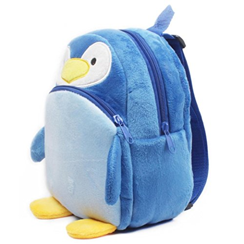 Cartoon School Penguin Boys squarex Backpack Girls J Cute Bag Toddler Animal Bag Baby qSzC7xXwg