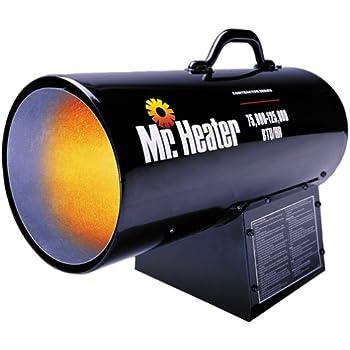 Amazon Com Mr Heater Mh125fav 125 000 Btu Forced Air