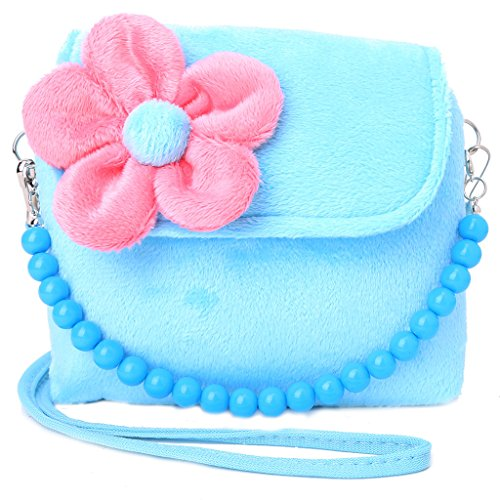 Flower Bag Kids Blue Lovely Pink Dabixx Handbag Girls Purses Princess Messenger Children Shoulder YpqEw5