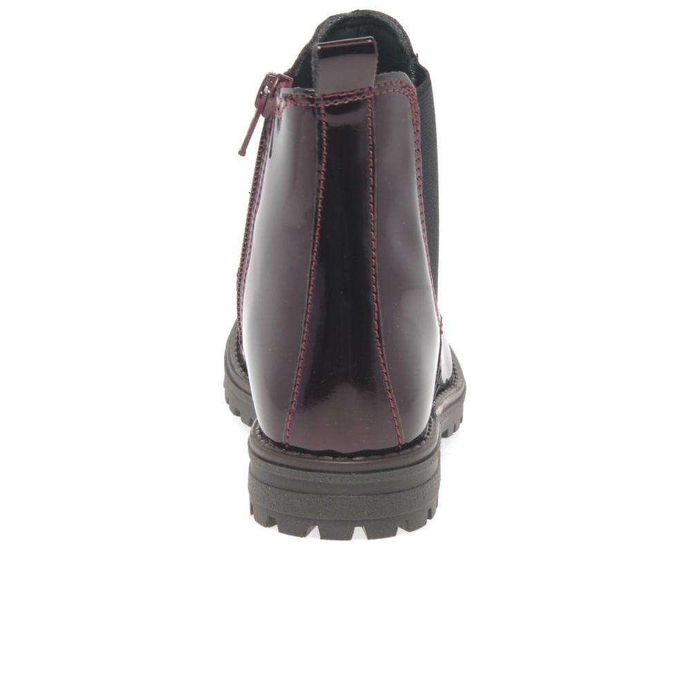 Kids at Clinks Assisi Jodhpur Girls Chelsea Boots