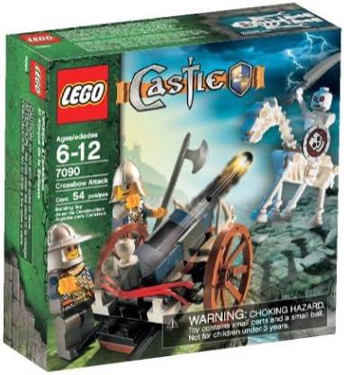 LEGO Crossbow Attack