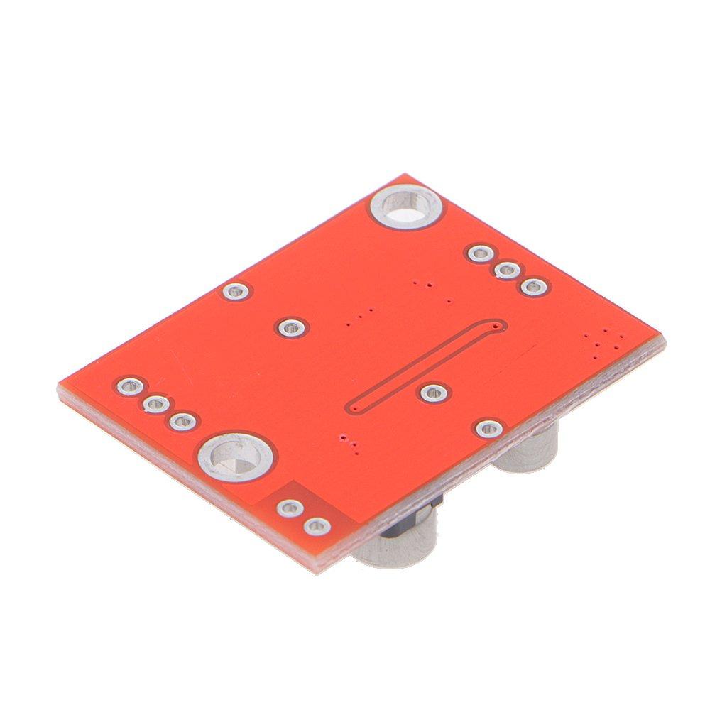 JENOR Amplificateur st/ér/éo DC 5 V-15 V 12 V AD828