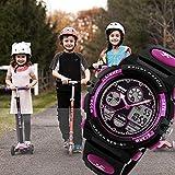 Girls Watch Age 10-12 for Gifts, Dark Purple