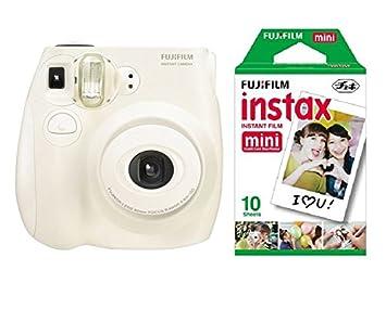 Cámara instantánea de fotos (Fujifilm Instax Mini 7s con ...