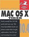Mac OS X 10. 4 Tiger, Maria Langer, 0321305264
