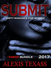 ROMANCE: SUBMIT - TABOO BUNDLE 2017: DIRTY ROMANCE FOR WOMEN