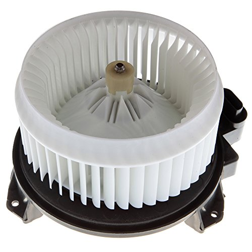 HVAC Plastic Heater Blower Motor ABS w/Fan Cage ECCPP Front for 2009-2017 Toyota Corolla /2010-2015 Toyota Prius /2012-2016 Toyota Prius V ()