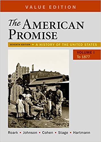 Amazon the american promise value edition volume 1 a history the american promise value edition volume 1 a history of the united states seventh edition fandeluxe Images
